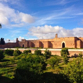 snapshots of marrakech.