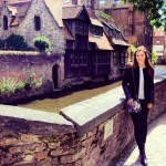 By the canal