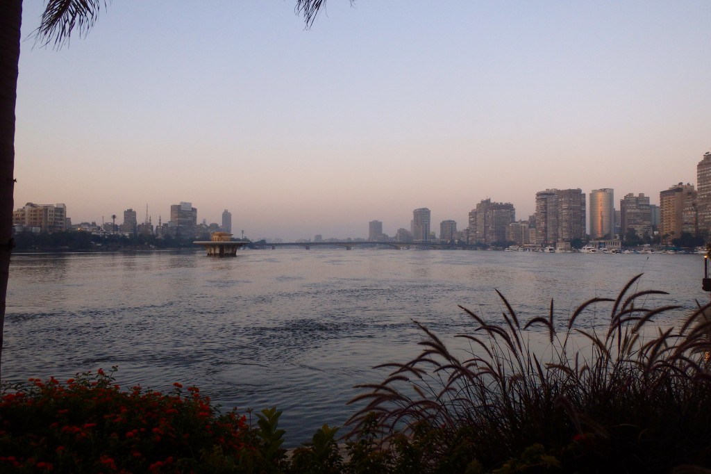 Cairo and the Nile