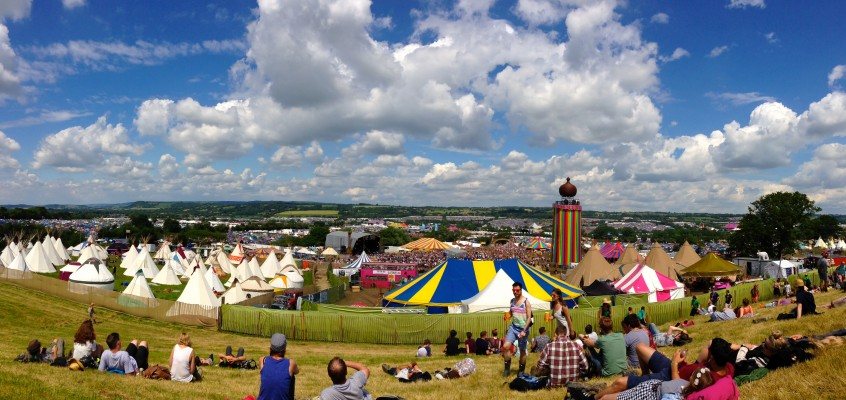 glastonbury.