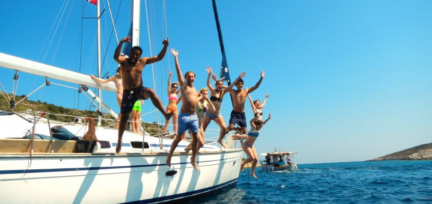 sailing the greek islands with medsailors.