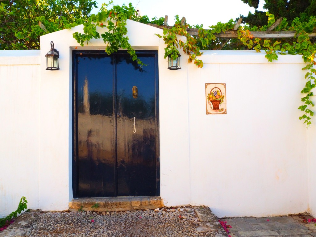 More doorways in Spetses