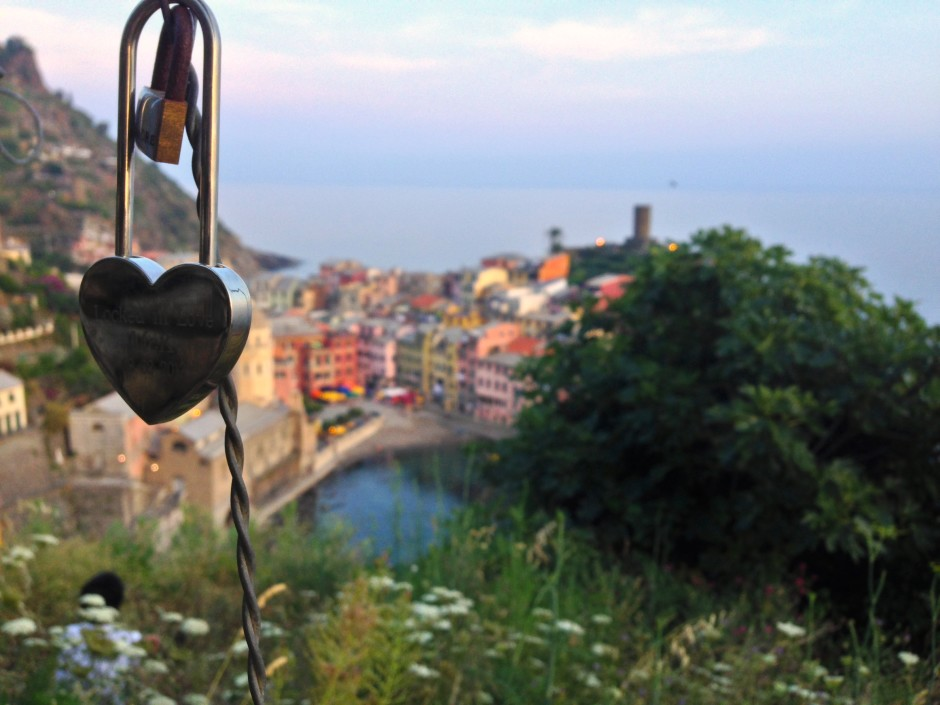 Falling in love with Cinque Terre