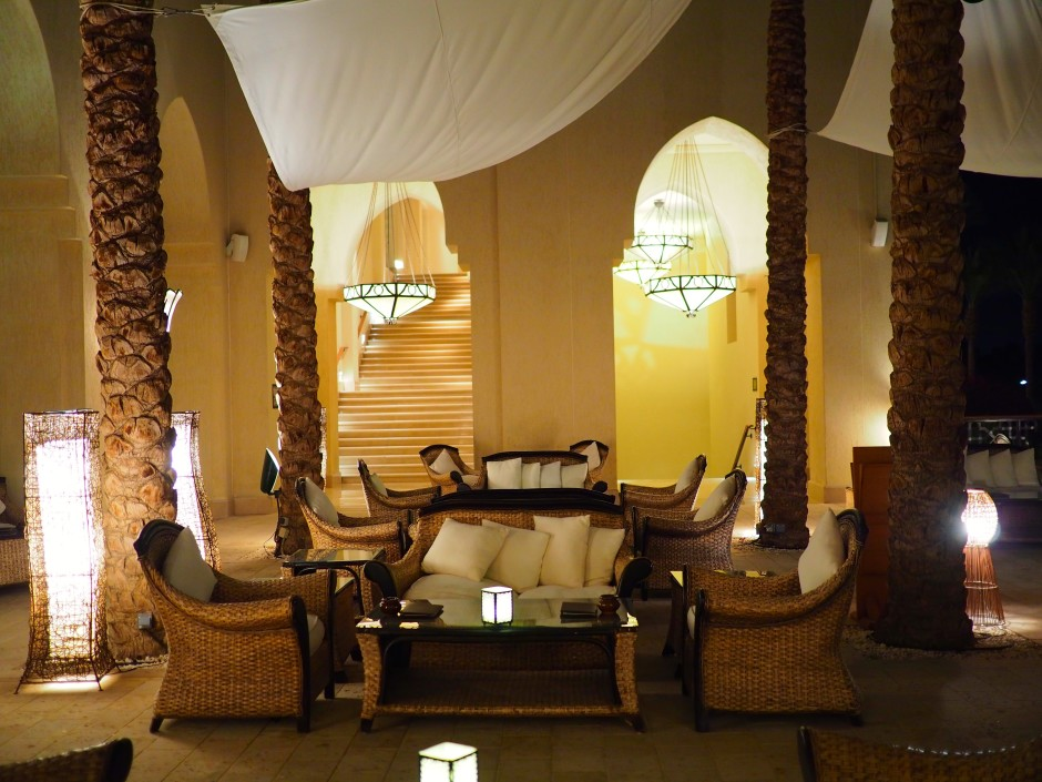 Lounging around the Four Seasons, Sharm El Sheikh